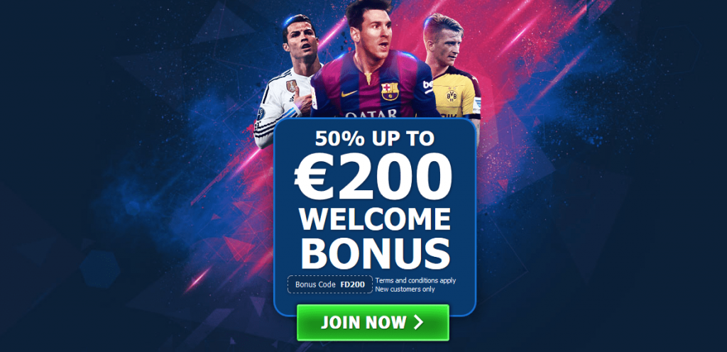 sports betting promo