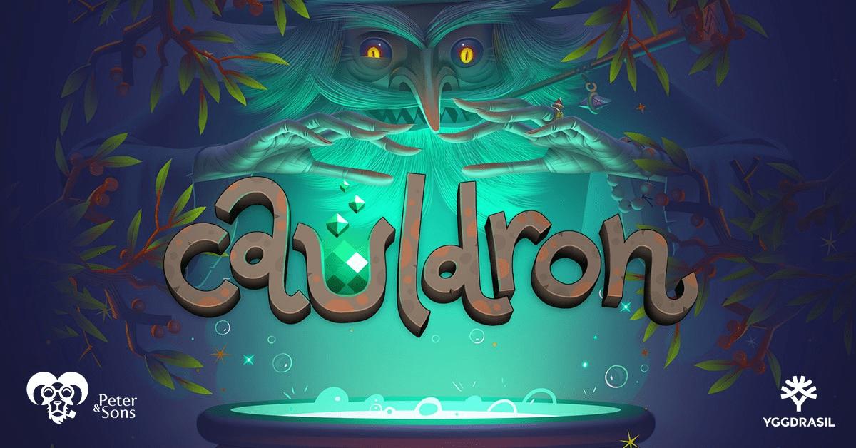 play Cauldron Slot Machine